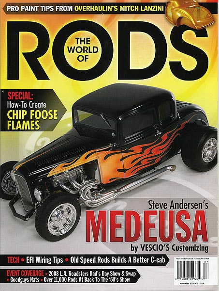 World of Rods Nov. 2008