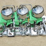 OPTIONAL Intake Finish 'Custom Triple Show Chromed'