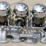 OPTIONAL Show Polished Fuel Lines & Linkage