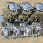 OPTIONAL Intake Finish 'Custom Show Polished Aluminum'