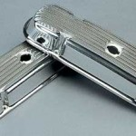 "Polished Aluminum Valve Covers Please Go to the PARTS - Valve Covers page fit 389""-455"" engines"