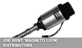 Joe Hunt Magneto Look Distributors