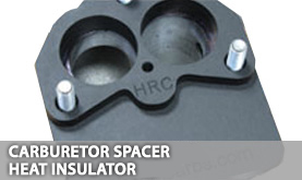 Carburetor Spacers Heat Insulator