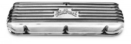 SOLD - Small Block Ford - Edelbrock Valve Covers #4160