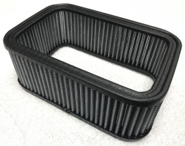 "4""x7"" Rectangular Finned Top Air Filters - ELEMENTS ONLY"